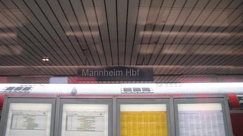 Mannheim HBF
