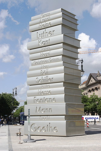 Photo of Der moderne Buchdruck sculpture in Germany