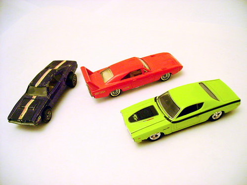 Hot Wheels Dodge Chargers