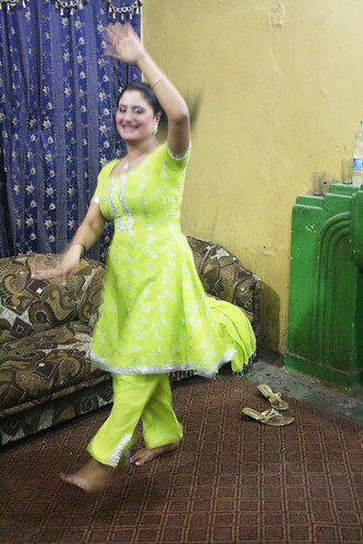 Pakistan Diary – The Dancing Girl of Lahore