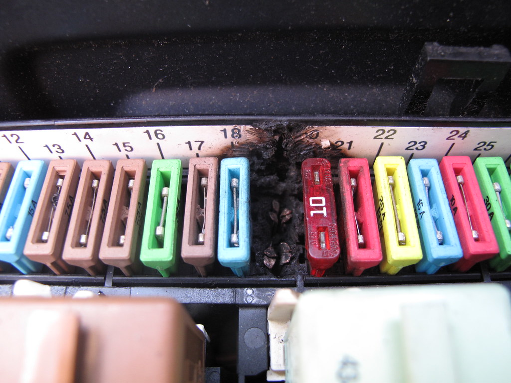 Car Fuse Box Melted | Wiring Diagrams New Beetle Fuse Box Melted on