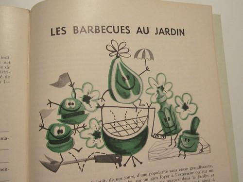 Livre de cuisine de la Métropolitaine