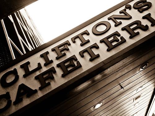 Clifton's Cafeteria