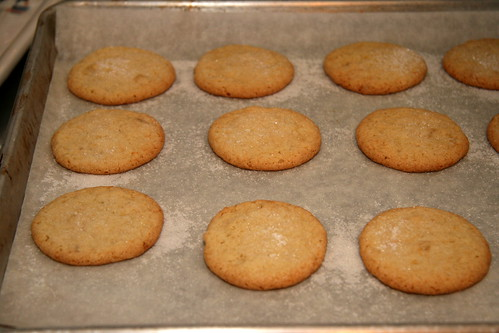 Lemon Ginger Drop Cookies - Mart