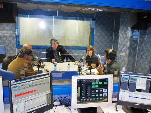 Entrevista al programa L'Intrernauta, de Catalunya Ràdio, que dirigeix i presenta Vicent Partal