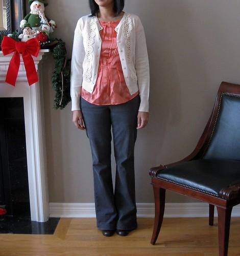 OOTD Wed Dec 9 2009