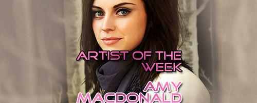 VidZone - Amy Macdonald