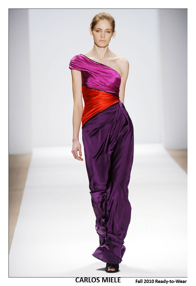 CARLOS MIELE FALL 2010 - RED CARPET