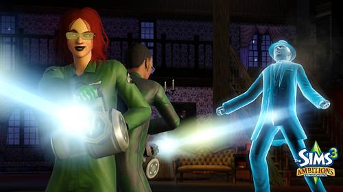 The Sims 3 Ambições #09 por você.