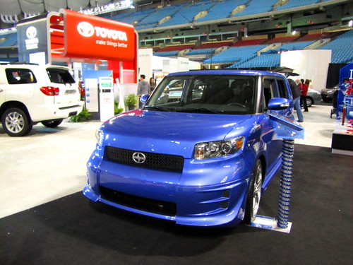 Scion 2011 car to be introduced to Canada in 2010