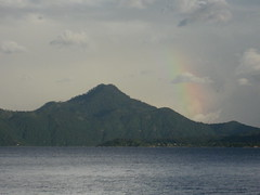 Lake Atitlan Rainbow