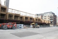 Jackson Square Construction