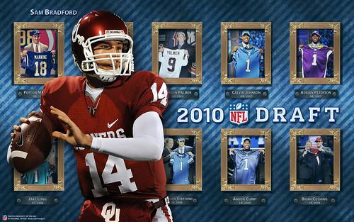 2010 NFL Draft - Bradford
