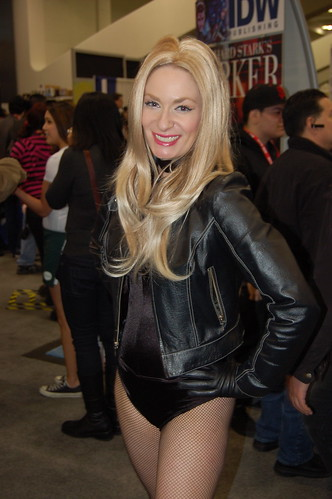 Wonder Con 2010: Black Canary