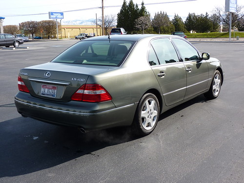 Powered by Nachos: 2004 Lexus LS430 For Sale **SOLD**