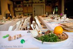 RYALE_Passover201014 (Yale_Rebecca) Tags: party holiday dinner losangeles celebration jew jewish service tradition passover pesah sedar rebeccayale sedartable