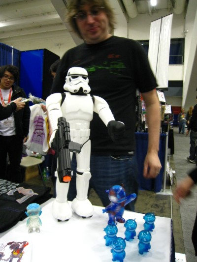 Super 7 at Wondercon 2010