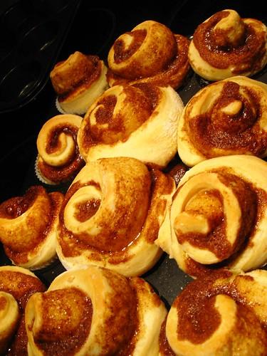 Macdonald's cinnamon buns