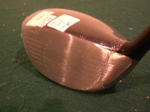 -Next is a Nike Sq Tour *Tour Issue* 7.5 degree driver head brand new in  plastic. This is one of a series of drivers that was liquidated by the Nike  Tour ...