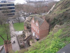View from Nottingham Castle (crwilliams) Tags: nottingham nottinghamshire date:month=april date:day=6 date:wday=tuesday date:hour=11 date:year=2010