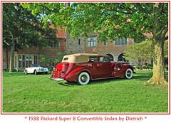 1938 Packard Super 8 (sjb4photos) Tags: car automobile packard autoglamma 1938packard 2009meadowbrook