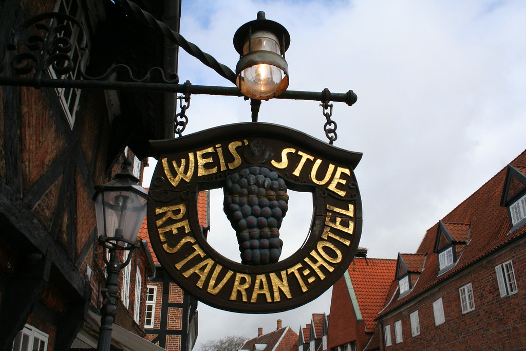 Weis' stue i Ribe