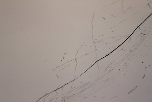 Drawing Mobile's Traces Up close