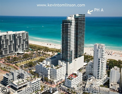Setai South Beach, 101 20th Street, Miami Beach.