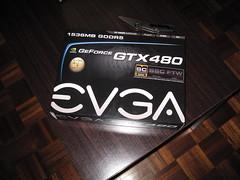 EVGA GTX 480 Superclocked