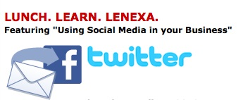 Lunch Learn Lenexa Social Media