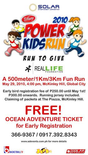 Power Kids Run 2010