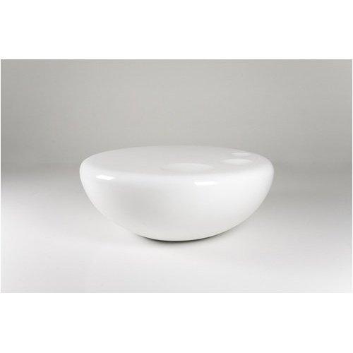 Strike Coffee Table White Gloss 1