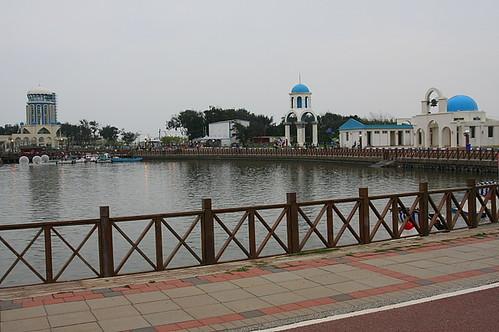 新竹南寮漁港十七公里海岸線鐵馬00014