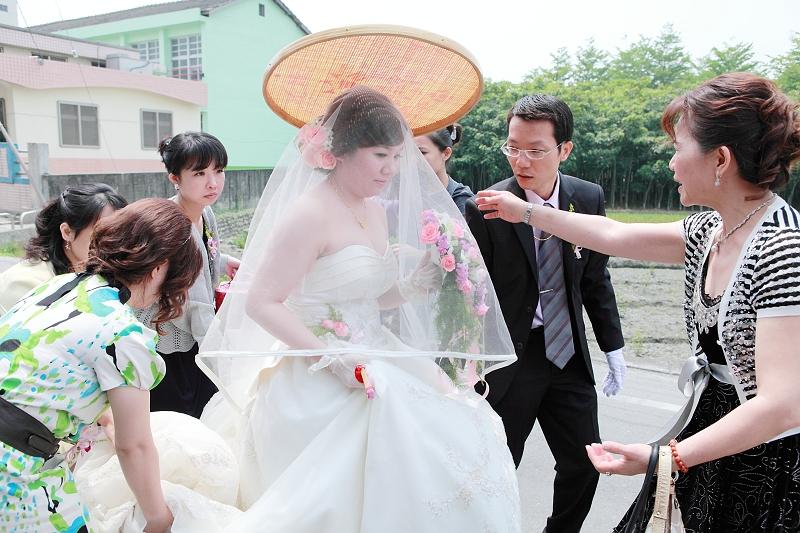 隆印、佳萍結婚記錄