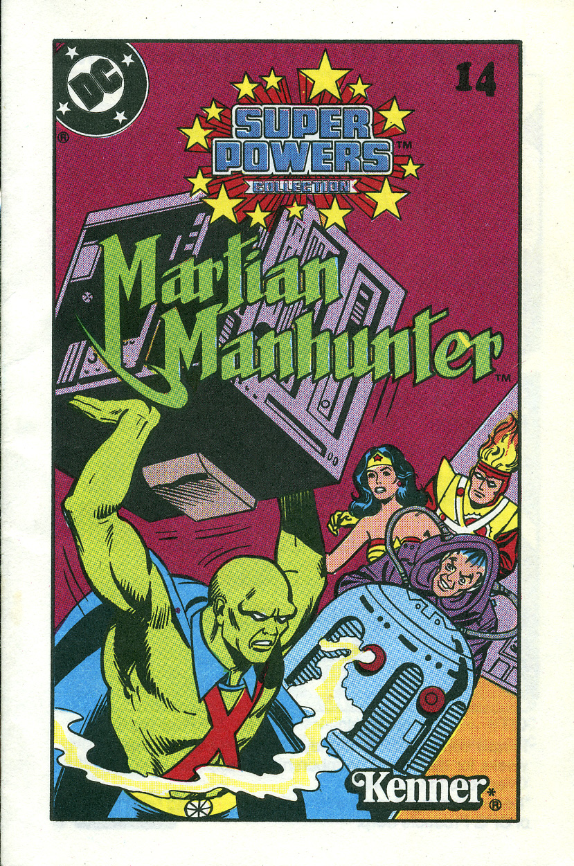 SP - 14 - Martian Manhunter - 00