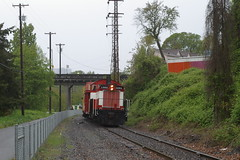 EPT1202 @ Sellwood bridge
