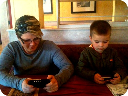 ITouch and iPhone and our family
