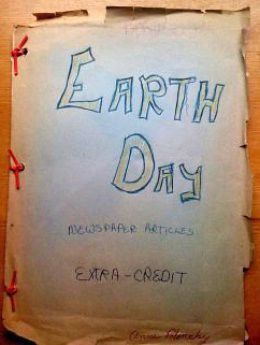 Earth Day  1970 - 1f