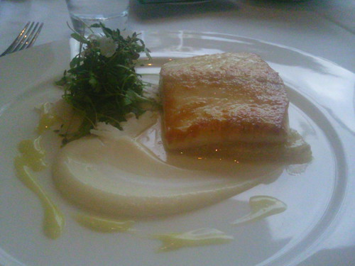 Gigha Halibut at City Inn Hotel Leeds