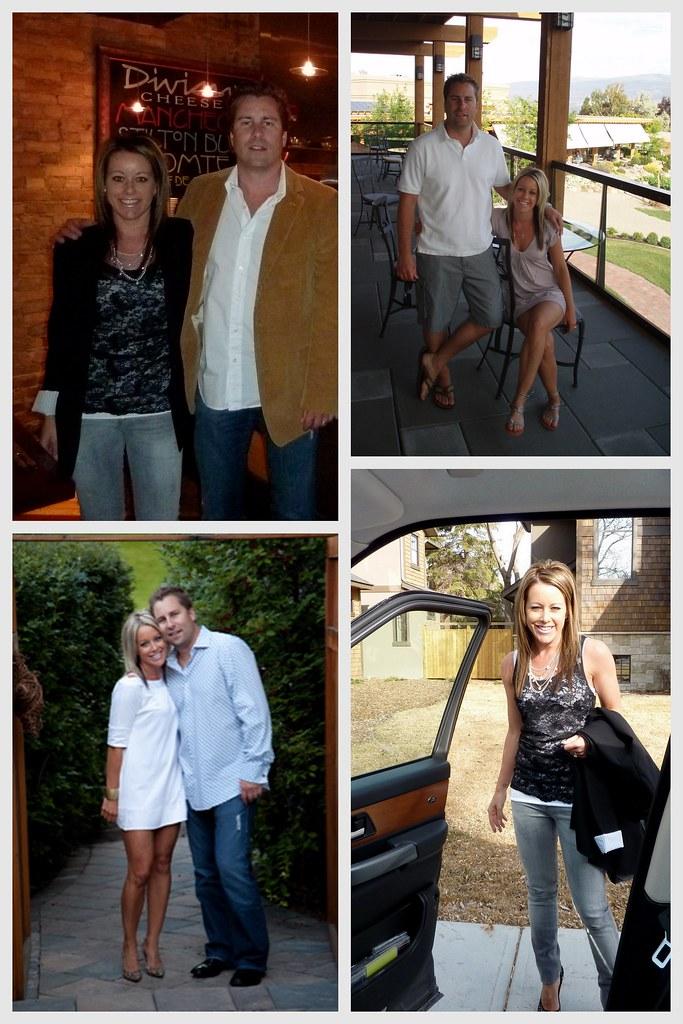 Brad and Carmen 2009