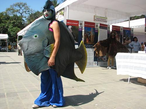 quiero ser un pez