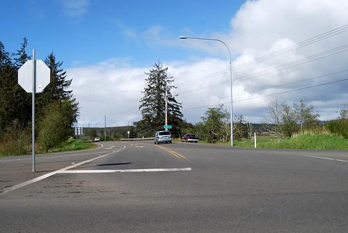 US 101 Alt @ US 101 southward