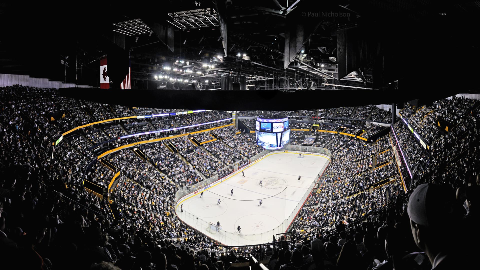 Bridgestone Arena 16 9