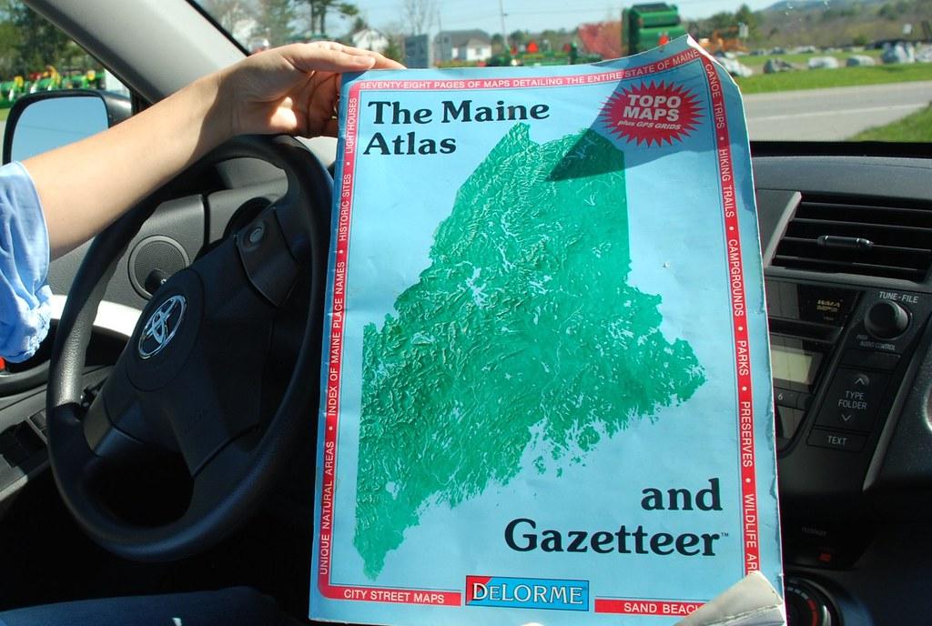 the Gazetteer