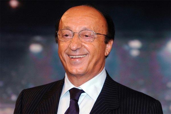 Luciano Moggi, l'uomo chiave della maxi inchiesta Calciopoli
