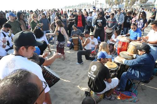 Venice Beach Dum Circle