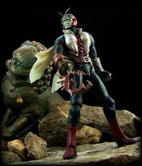 SIC Vol 18 - Masked Rider V3 (Ed Speir IV) Tags: toy actionfigure japanese super v3 figure masked 18 rider import bandai kamenrider sic imaginative kamen henshin tokusatsu chogokin maskedrider vol18 superimaginativechogokin