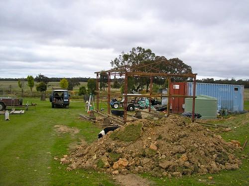 shed frame 03