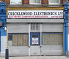 Cricklewood Electrical Components, Cricklewood Broadway NW2 (Emily Webber) Tags: london shops barnet shopfronts nw2 londonshopfronts cricklewoodbroadway flookart