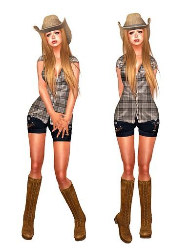 cowgirrrrrl!